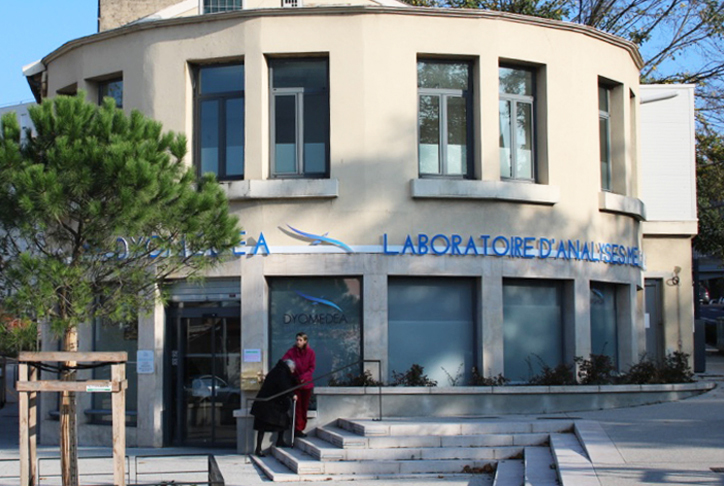 LABORATOIRE CUSSET VILLEURBANNE